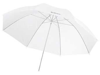 walimex pro Translucent Umbrella vit, 109cm - Höganäs - walimex pro Translucent Umbrella vit, 109cm - Höganäs