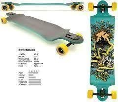 Longboard Land Yatch Switchblade