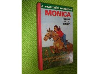 Monica Edwards - Monica klarar alla hinder - Norsjö - Monica Edwards - Monica klarar alla hinder - Norsjö