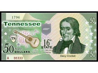 USA Tennessee 50 $ - China Shanghai - USA Tennessee 50 $ - China Shanghai