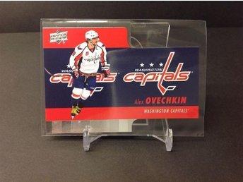 Alex Ovechkin Washington Capitals NHL - Solna - Alex Ovechkin Washington Capitals NHL - Solna