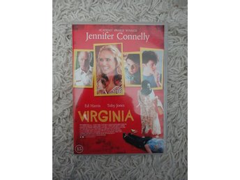 Virginia  DVD, nyskick!