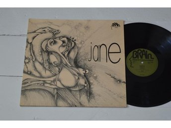 JANE - S/T (Brain GE 1972) ***RARE & GREAT HEAVY 1st LP***