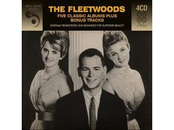 Fleetwoods: 5 classic albums plus 1959-62 (Digi) (4 CD)
