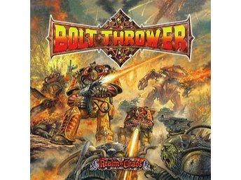 """Javascript är inaktiverat. - Nossebro - Bolt Throwers klassiska Earache debut (ursprungligen släppt 1989) nu på (Full Dynamic Range) vinyl. Remastrat med """"FDR"""" det fulla dynamiska omfånget så musikens får ett än mer dynamiskt sound.LÅTAR:1. Intro2. Eternal War3. Through The Ey - Nossebro"""