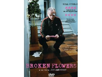 Broken Flowers (Bill Murray, Julie Delpy)