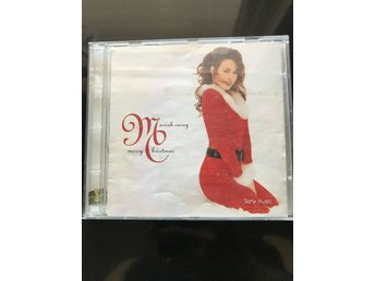 Mariah  Carey - Merry Christmas - CD - Julmusik