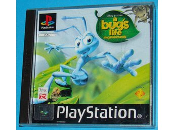 A Bugs Life - Playstation