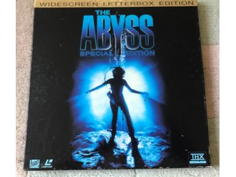 The Abyss Special edition Widescreen letterbox edition