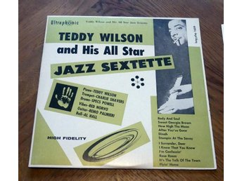 TEDDY WILSON All Star Jazz Sextett Ultraphonic Jazz 1956