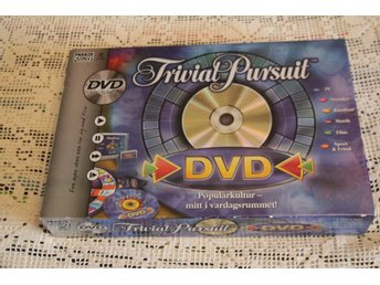 Trivial Pursuit  TP   DVD Tv-spel