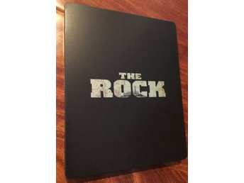 The Rock Steelbook
