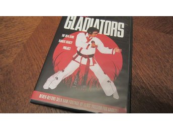 "Elvis Presley DVD: ""Gladiators"""