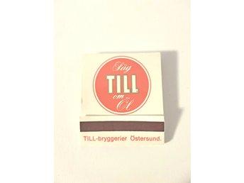 ᐈ Köp Tändsticksaskar på Tradera • 198 annonser 82be04fb73686