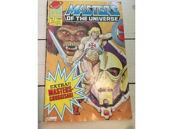 Masters of the Universe Nr 2-1989