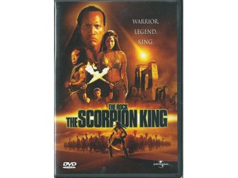 THE SCORPION KING - THE ROCK  (SVENSKT TEXT)