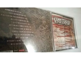 Killswitch Engage - Alive or Just Breathing, CD