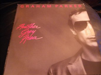 graham parker another grey area lp