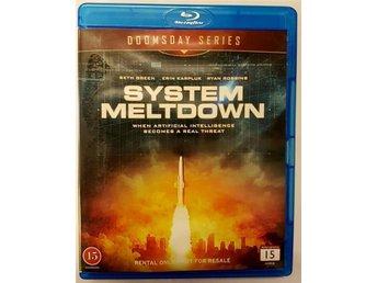 Dvd Blu-ray System meltdown - Sundsvall - Dvd Blu-ray System meltdown - Sundsvall