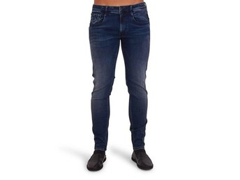 Replay Anbass Jeans Slim Fit Dark Blue 007 - Dark Blue, W33/L34 (ord. pris 1 499 - Svedala - Replay Anbass Jeans Slim Fit Dark Blue 007 - Dark Blue, W33/L34 (ord. pris 1 499 - Svedala