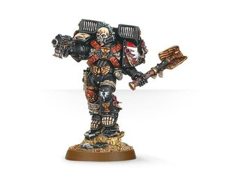 Warhammer 40K Blood Angels Lemartes Guardian of the Lost