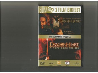DRAGON HEART 1 & 2 - DVD BOX