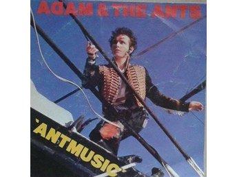 Adam & The Ants title* Antmusic* EU 7 Inch - Hägersten - Adam & The Ants title* Antmusic* EU 7 Inch - Hägersten