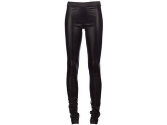 "Drome ""Tara"" Leather Leggings - Skinnbyxor/Skinnleggings/Skinntights/Tights"