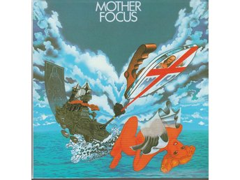 FOCUS - MOTHER FOCUS (REM) CD (JAPAN PAPER SLEEVE) NYSKICK!