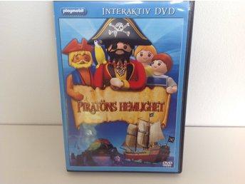PLAYMOBIL piratöns hemlighet - Skegrie - PLAYMOBIL piratöns hemlighet - Skegrie