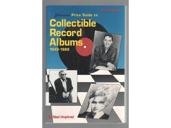 Goldmine's Price Guide to Collectible Record Albums1949-1989