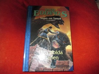 David Eddings - Den dolda staden /Sagan om Tamuli bok 3 - Norsjö - David Eddings - Den dolda staden /Sagan om Tamuli bok 3 - Norsjö