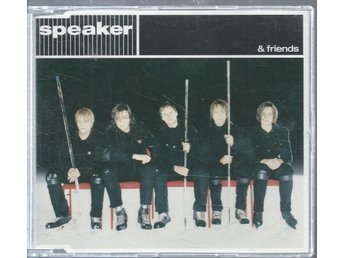 SPEAKER & FRIENDS   (CD SINGLE )