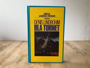 Blå Tornet - Denis Lindbohm - Delta Science Fiction 1985