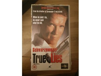 True Lies Widescreen