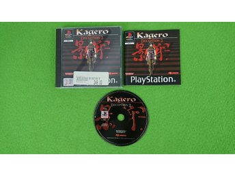 Kagero Deception 2 KOMPLETT Playstation 1 PSone ps1