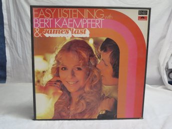 3494: Easy Listening med Bert Kaempfert & James Last