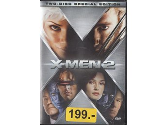 X-MEN 2. 2 disc special edition.