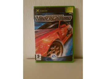 Need for speed underground till Xbox