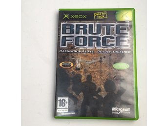 XBOX, Xbox-spel, Brute Force