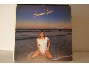 LP, Bonnie Tyler, Goodbye to the Island, 1981