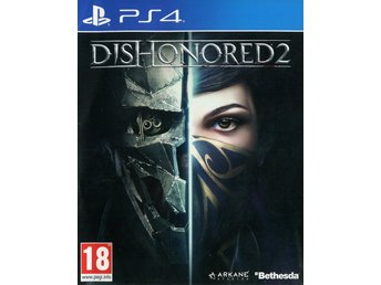 "PS4-spel ""Dishonored 2"""