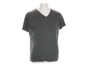 Nudie Jeans co, T-shirt, Strl: M, Grå