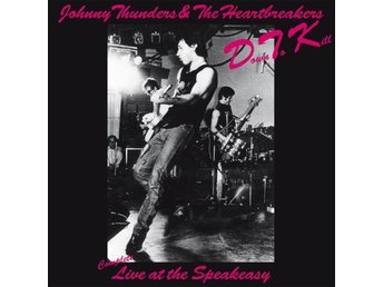 Thunders Johnny & The Heartbreakers: Down to... (Vinyl LP)