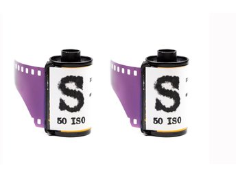 "Film Washi ""S"" 50 ISO 135-36 ""Sound recording"" film 2 -pack"