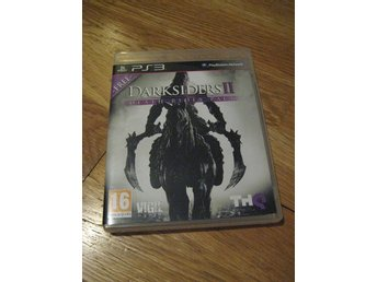 Darksiders II PS3  action äventyr