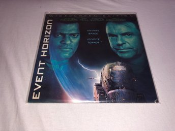 Event horizon - THX AC-3 - Widescreen edition - 1st Laserdisc