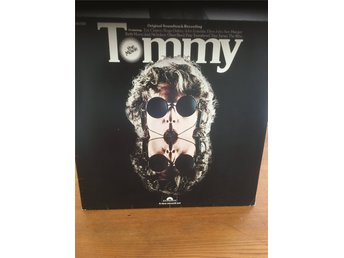 TOMMY The Who Dubbel-LP 1, Original 1975. Clapton, Polydor GER, FOC