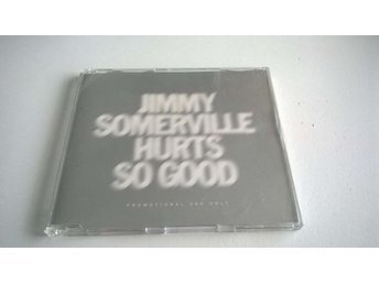 Jimmy Somerville - Hurt So Good, Promo, single, CD