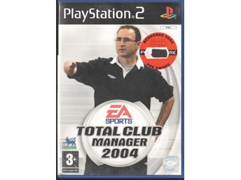 Total Club Manager 2004  - PS2